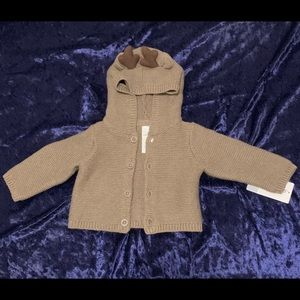 Carter's Newborn Unisex Reindeer Sweater